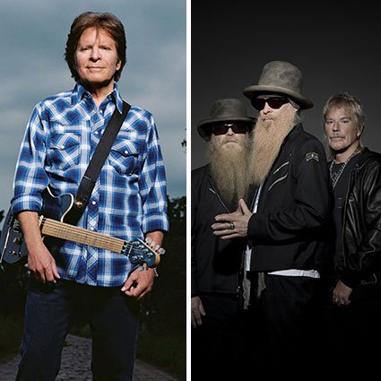 John Fogerty | ZZ Top