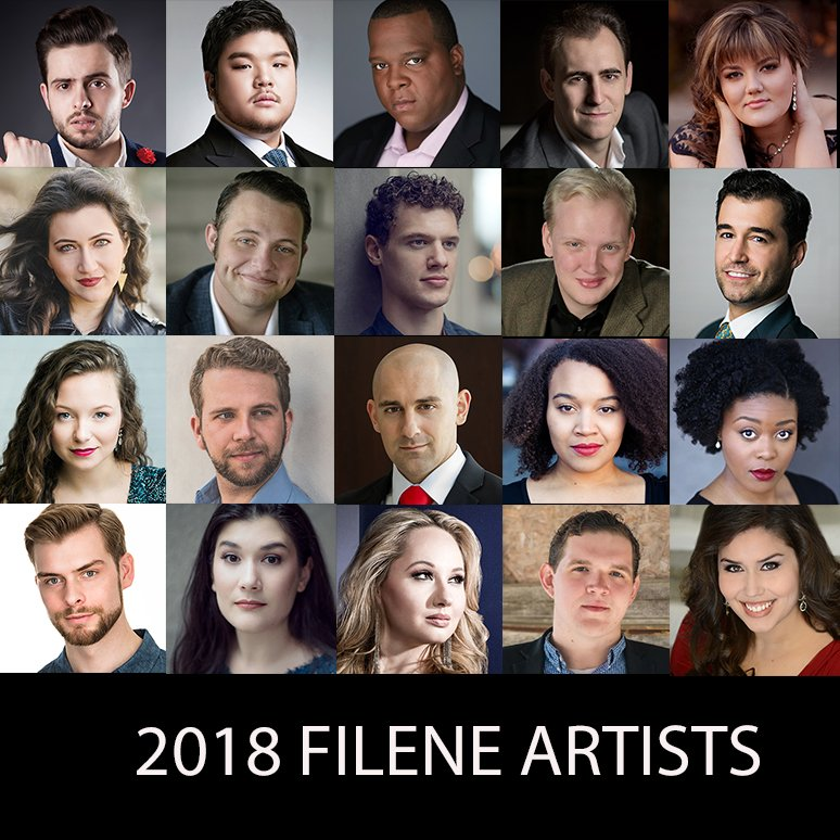 Filene Artists