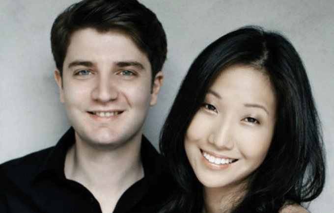 Alessio Bax and Lucille Chung