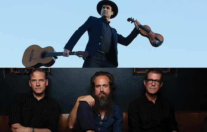 Andrew Bird | Calexico and Iron & Wine