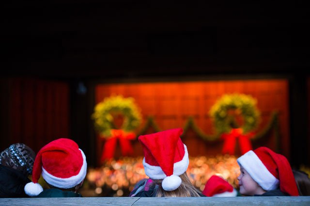 Holiday Sing at Wolf Trap