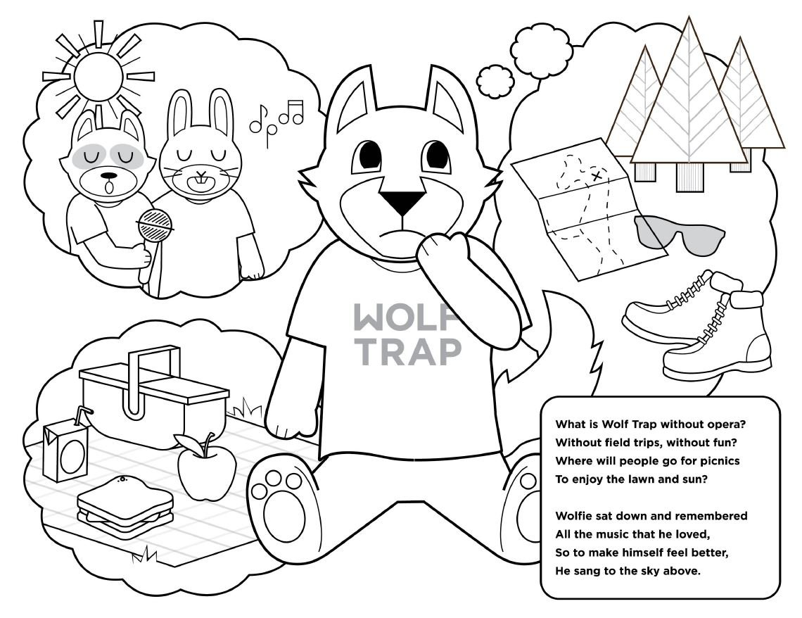 Wolfie's Magical Song Page 3