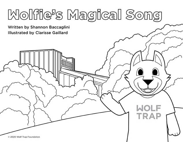 Wolfie's Magical Song