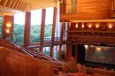 View from the Loge at Wolf Trap's Filene Center