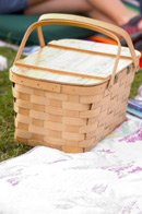 Bring a picnic with you when visiting Wolf Trap