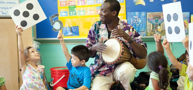 Wolf Trap Institute for Early Learning Through the Arts