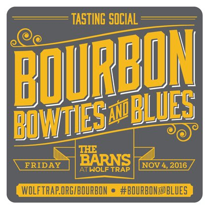 Bourbon, bowties, and blues event