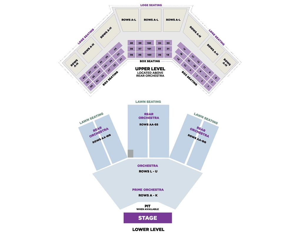 disney hall seating chart